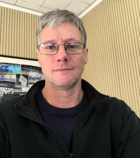 Jim du Rietz porträtt